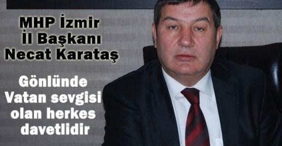 İzmirde Bayrak Destanı Yazmaya Bekliyoruz