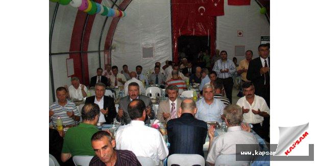 İzmir'de kaymakamlık emriyle iftar çadırları yasaklandı