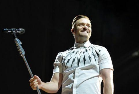 Justin Timberlake İstanbul konseri...