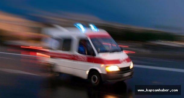 Kaçırılan sağlık görevlileri salındı.