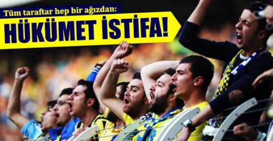 Kadıköy 'Hükümet İstifa' Sesleri İle Yankılandı...