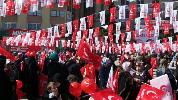 Kamalak: Samsun'da konuştu