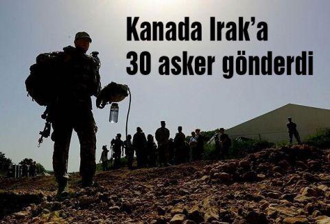 Kanada IŞİD'e Karşı Asker Gönderdi