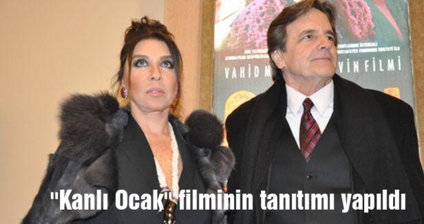''Kanlı Ocak'' filminin tanıtımı yapıldı
