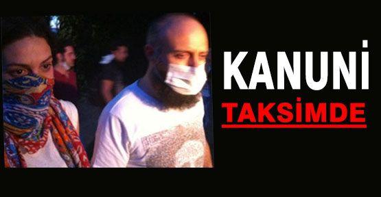 Kanuni Taksim'de