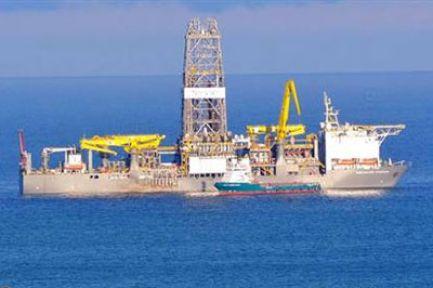 Karadeniz'de doğalgaz