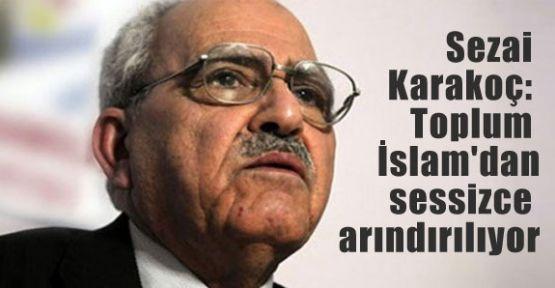 Karakoç:''Dönüştürülürken Neye Dönüştürülüyoruz Acaba ?