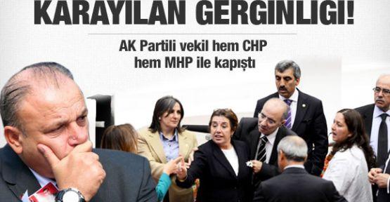 Karayılan Konuştukça Meclis Karıştı...