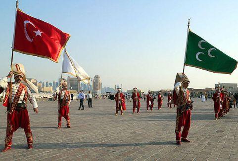 Katar'da Türk Festivali...