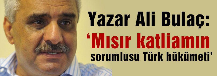 """""""Katliamın sorumlusu Türk hükümeti"""""""