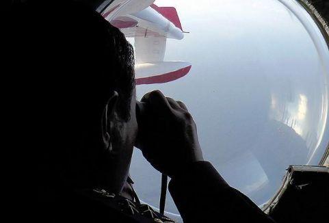 Kaybolan uçak geniş alanlarda aranıyor