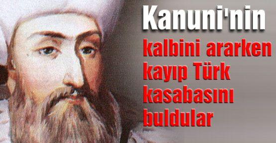 Kayıp Osmanlı kasabası keşfedildi