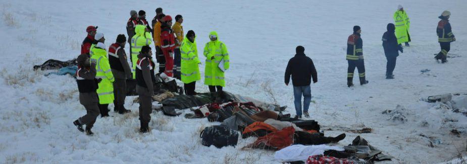 Kazada Ölenlerin kimlikleri belirlendi