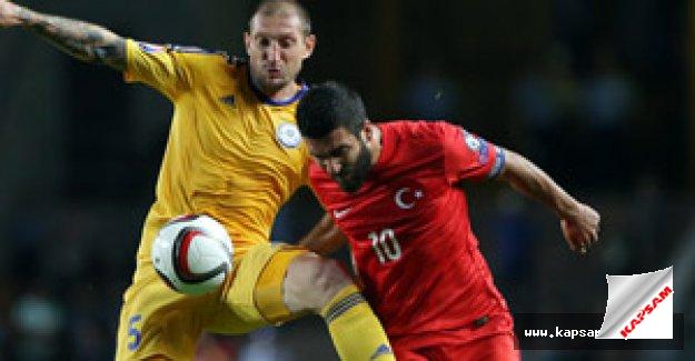 Kazakistan'da Türkiye umudunu sürdürdü