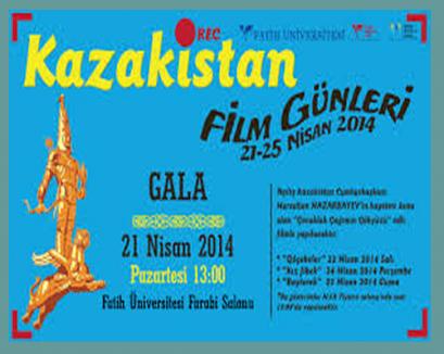 Kazakistan Film Günleri