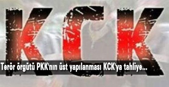 KCK'da tahliyelere devam...