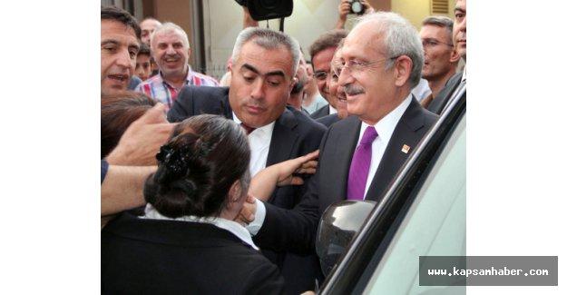 Kemal Kılıçdaroğlu, iş adamları ile buluştu