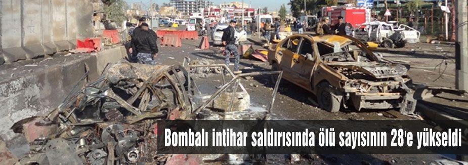 Kerkük'te Bombalı saldırıda ölü sayısı arttı.