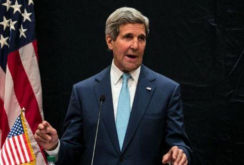 Kerry,  Abbas ile telefon görüşmesi yaptı...