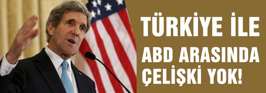 Kerry Açıkladı...