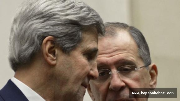 Kerry: görüşmeye hazırız