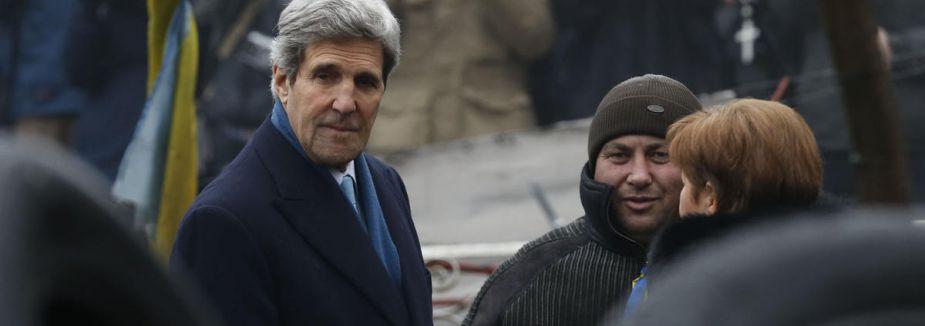 Kerry, Rusya'yı uyardı