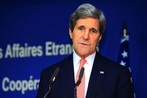 Kerry'den İsrail'e destek...