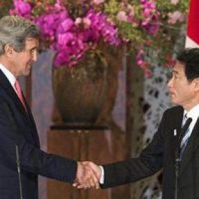 Kerry'den Kore'ye Çözüm Masası Önerisi