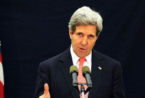 Kerry'den ''tehdit'' gibi açıklama