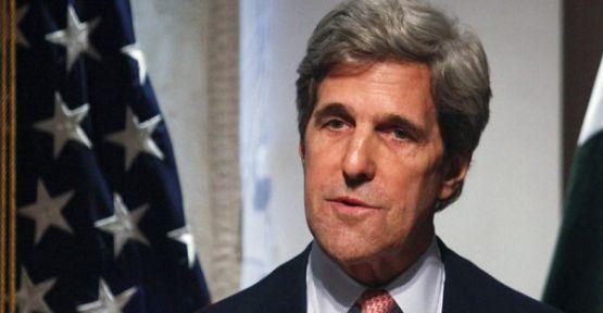 Kerry:'Suriye Kanıtları Ortadan Kaldırıyor'