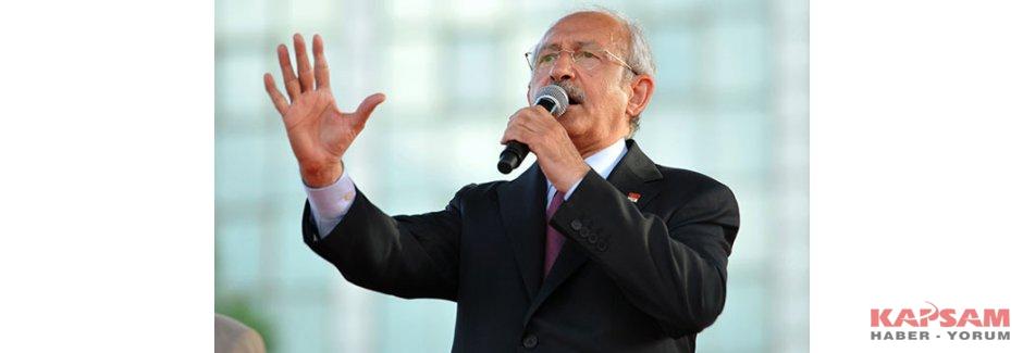 Kılıçdaroğlu Ankara Tandoğan mitinginde konuştu