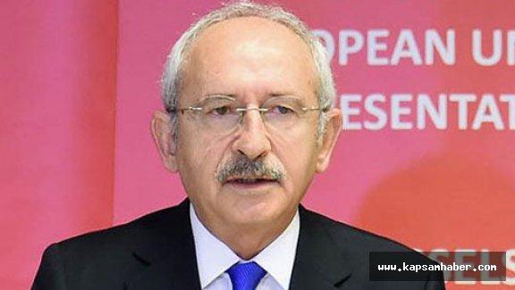 Kılıçdaroğlu: Hacdan gelen haber hepimizi derinden üzdü