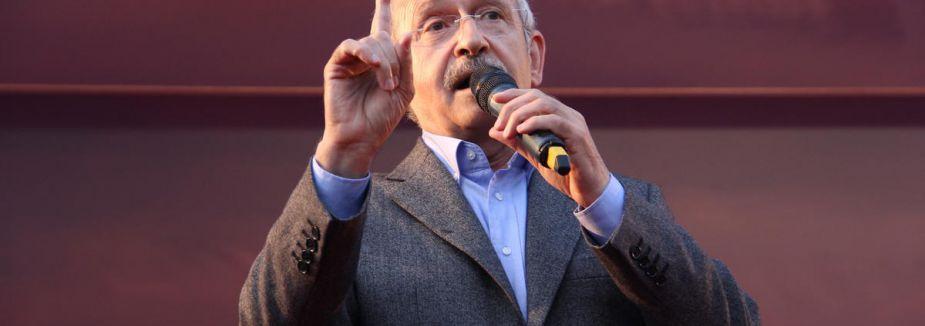 Kılıçdaroğlu: 'Halk öğrenmesin istiyorlar'