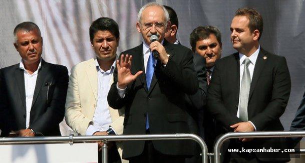 Kılıçdaroğlu, Ne yazarsanız yazın baskı yapmayacağız