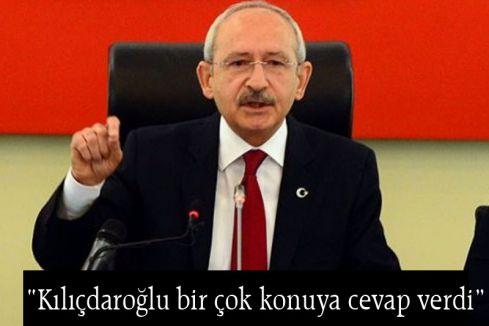 Kılıçdaroğlu: Seyit Rıza iyi bir insandır!
