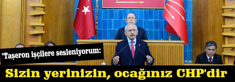 Kılıçdaroğlu: TBMM grup toplantısında