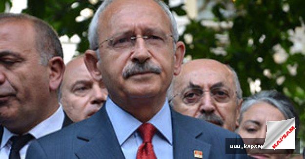 Kılıçdaroğlu; Tevazuyu, siyaseti ondan öğrendik