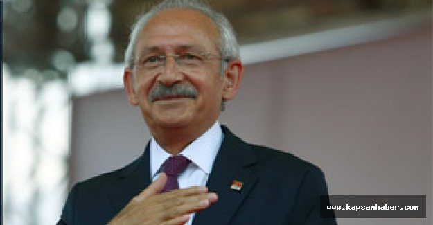 Kılıçdaroğlu: Yaşasın Demokrasi