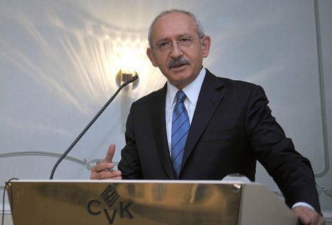 Kılıçdaroğlu:'Biz yasa teklifimizi verdik'