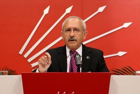 Kılıçdaroğlu:'Bu noktaya geldiysek düşünmemiz lazım'