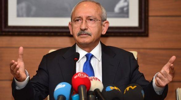 Kılıçdaroğlu:'Harami düzeni...'