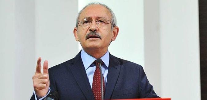 Kılıçdaroğlu:'Hesabını soracağım'