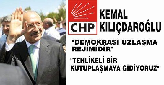 Kılıçdaroğlu'ndan eylemcilere eleştiri
