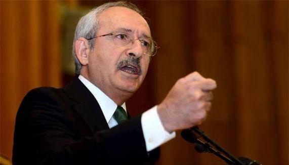 Kılıçdaroğlu:'Siyaset zenginleşme aracı değildir'