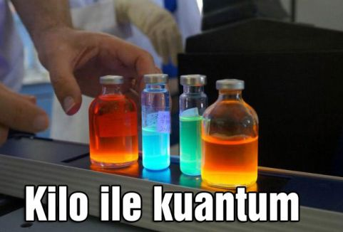 Kilo ile kuantum