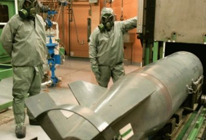 Kimyasal Silahlar Türkiye'de Üretiliyormuş...