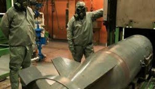 Kimyasal Silahların İmhası Mümkün mü?