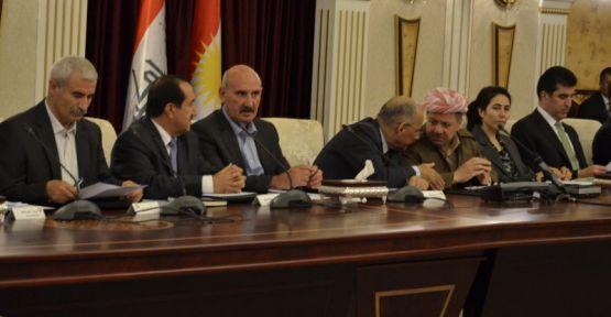K.Irak Seçimleri Sonuçlandı...