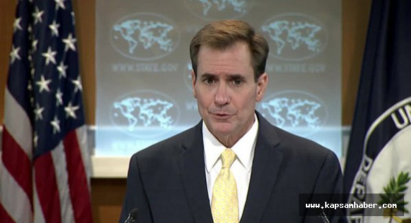 Kirby: IŞİD'e bağımsız saldırı yapmamasını istedik