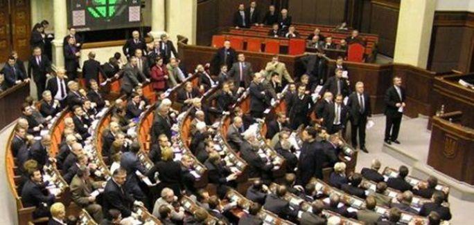 Kırım parlamentosu feshedildi